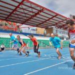 праздничное физкультурно-спортивное мероприятие для инвалидов, посвященное Дню физкультурника. 22