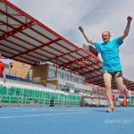 праздничное физкультурно-спортивное мероприятие для инвалидов, посвященное Дню физкультурника. 23