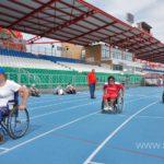 праздничное физкультурно-спортивное мероприятие для инвалидов, посвященное Дню физкультурника. 24