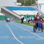 праздничное физкультурно-спортивное мероприятие для инвалидов, посвященное Дню физкультурника. 25