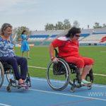 праздничное физкультурно-спортивное мероприятие для инвалидов, посвященное Дню физкультурника. 26