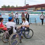 праздничное физкультурно-спортивное мероприятие для инвалидов, посвященное Дню физкультурника. 29