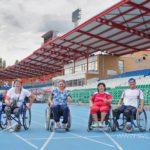 праздничное физкультурно-спортивное мероприятие для инвалидов, посвященное Дню физкультурника. 31