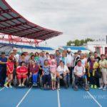 праздничное физкультурно-спортивное мероприятие для инвалидов, посвященное Дню физкультурника. 32