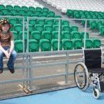 праздничное физкультурно-спортивное мероприятие для инвалидов, посвященное Дню физкультурника. 36