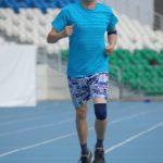 праздничное физкультурно-спортивное мероприятие для инвалидов, посвященное Дню физкультурника. 56
