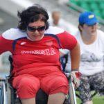праздничное физкультурно-спортивное мероприятие для инвалидов, посвященное Дню физкультурника. 65