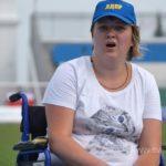 праздничное физкультурно-спортивное мероприятие для инвалидов, посвященное Дню физкультурника. 67