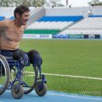 праздничное физкультурно-спортивное мероприятие для инвалидов, посвященное Дню физкультурника. 71