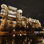 Ночной Баку 6