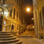 Ночной Баку 1