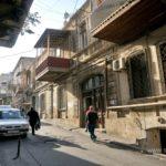 Старые кварталы Баку 1