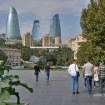 Современное Баку