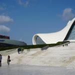 Центр Гейдара Алиева 3