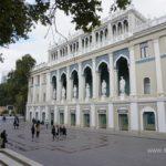 Современная архитектура Баку