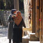 Поселок Лагич Азербайджана. Жители 02