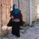 Поселок Лагич Азербайджана.Жительница 3