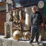 емесленные мастерские в Лагич Азербайджана 22