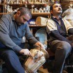 емесленные мастерские в Лагич Азербайджана 29
