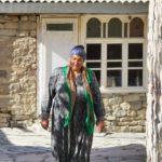 Поселок Лагич Азербайджана. Жительница 6