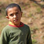 Ученики на перемене. Поселок Анзоли. Азербайджан 59