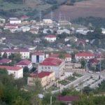 Поселок Лерик. Азербайджан