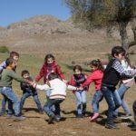 Ученики на перемене. Поселок Анзоли. Азербайджан75