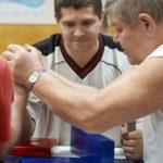 Спортивный праздник ко Дню инвалидов  10