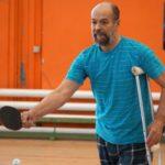 Спортивный праздник ко Дню инвалидов  11