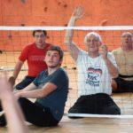 Спортивный праздник ко Дню инвалидов  19