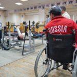 Спортивный праздник ко Дню инвалидов  42