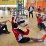 Спортивный праздник ко Дню инвалидов  45