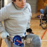 Спортивный праздник ко Дню инвалидов 7
