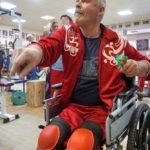 Спортивный праздник ко Дню инвалидов  (3)