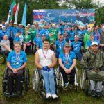 Фестиваль по спортивному туризму среди инвалидов ПОДА «Юрюзань-2018» 1-173-#