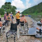 Фестиваль по спортивному туризму среди инвалидов ПОДА «Юрюзань-2018» 1-86-#