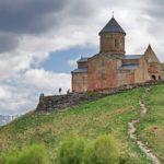 Троицкая церковь (Гергети) 5