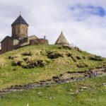 Троицкая церковь (Гергети) 4