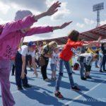 мероприятие среди людей с ограниченными возможностями здоровья, посвященное Дню физкультурника.54