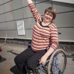 мероприятие среди людей с ограниченными возможностями здоровья, посвященное Дню физкультурника.80