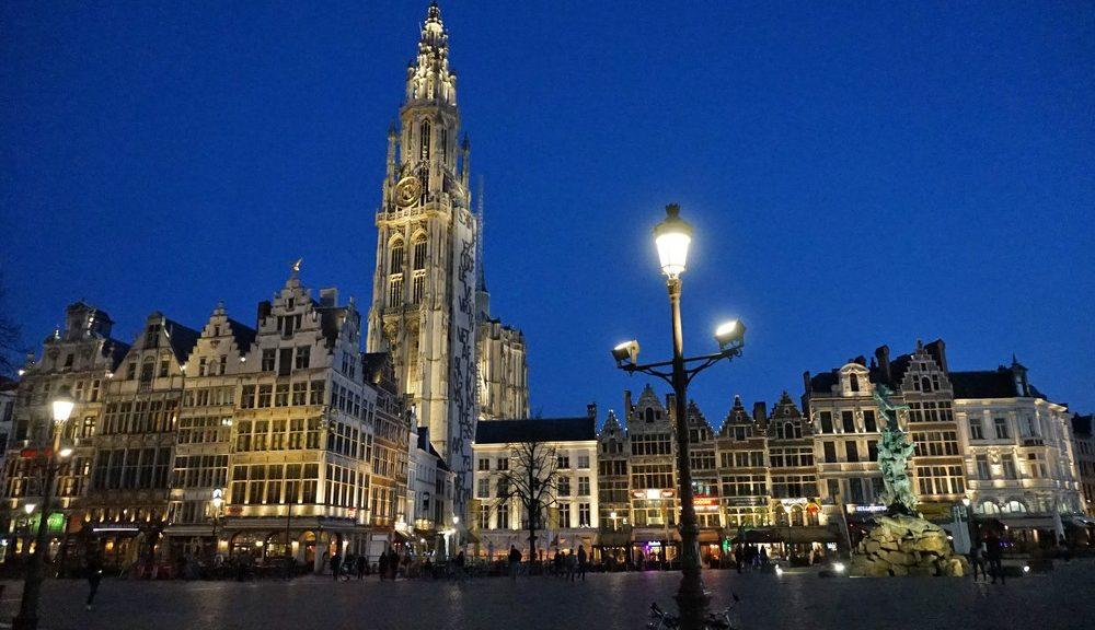 Антверпен (Бельгия)101